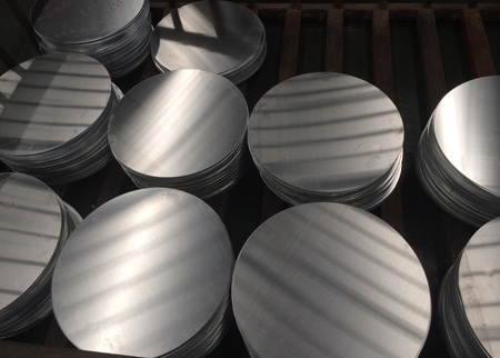 aluminum disc blanks
