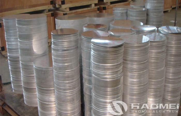 1050 aluminum disc manufacturer