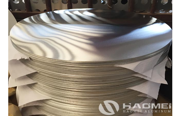 1060 aluminum discs for cookware manufacturer