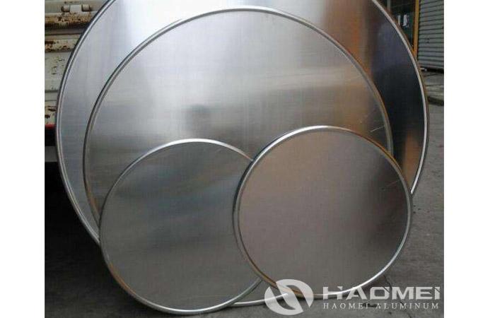 customized 1050 aluminum discs for road signs