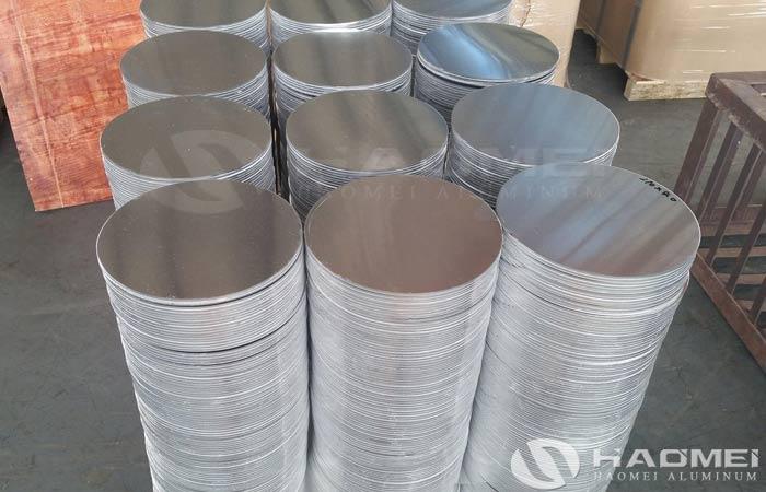 aluminum circular discs