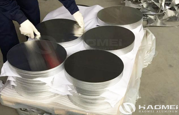 aluminum circle for cookware factory