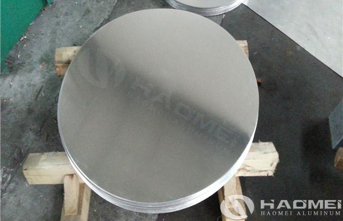 aluminum circle for lamp cover
