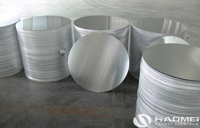 1100 aluminum circle disc