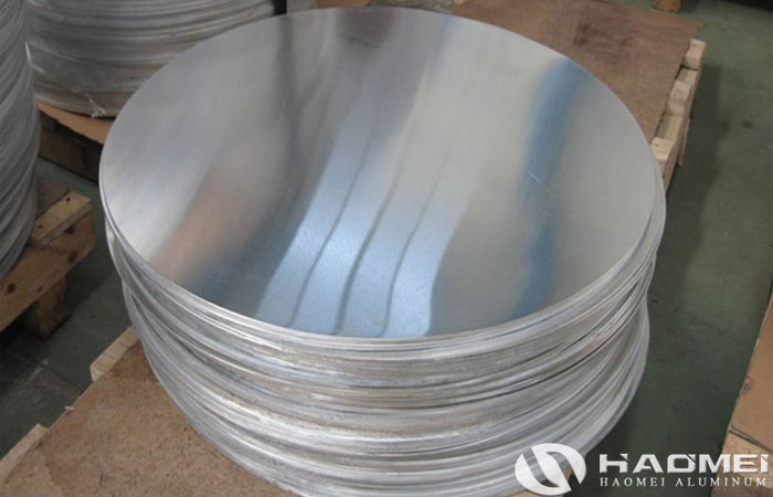 aluminum circular sheet