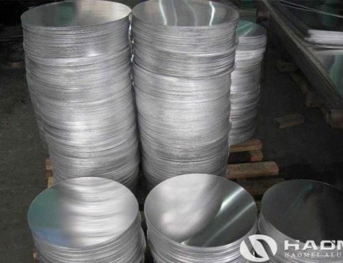 Aluminum circle for cookware manufacturer Haomei