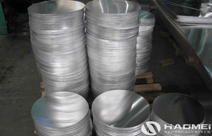 aluminum circle for cookware manufacturer