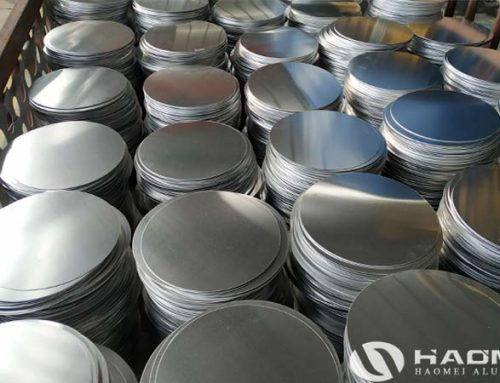 Aluminium circle price in the market