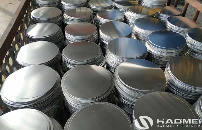 aluminium circle price