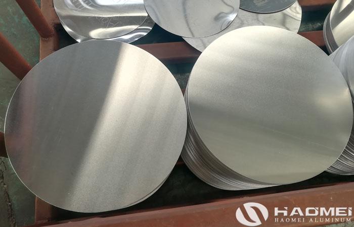 china aluminum discs circles manufacturers