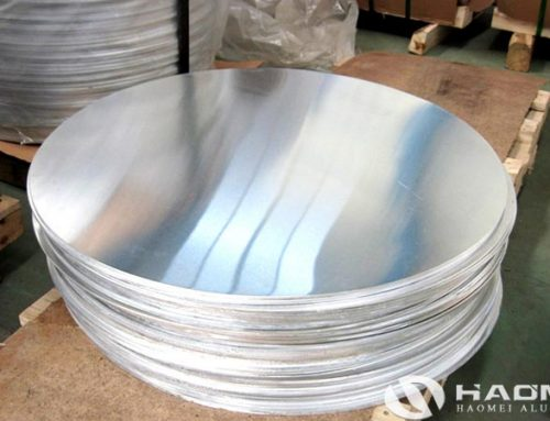 Aluminum round discs for kitchenware Haomei