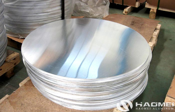 aluminum round discs for kitchenware