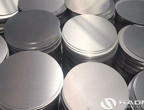 Round aluminum plate 1050 1060 1100 3003