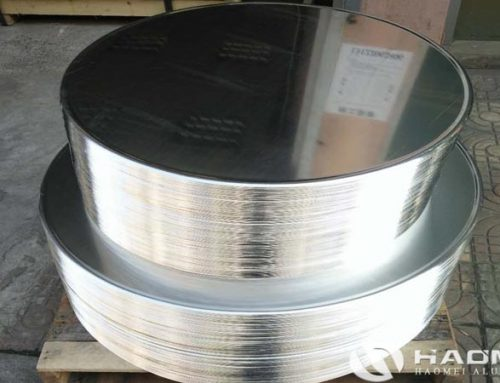 1050 cooking aluminum circle supplier Haomei
