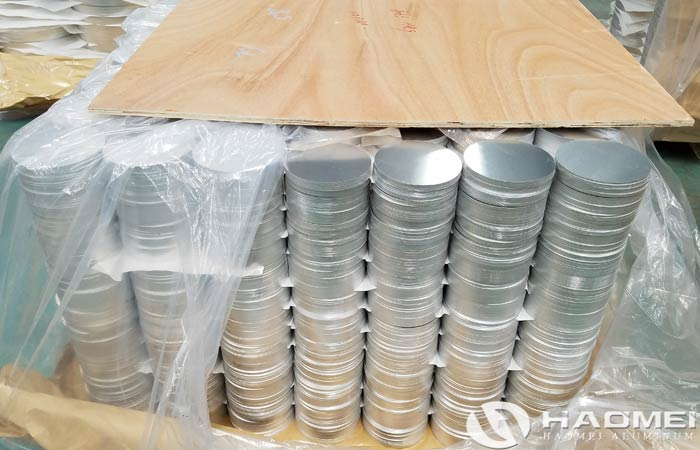 aluminum circle for kitchenware