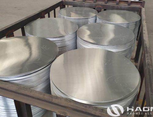 Aluminium circle 1100 ho dc