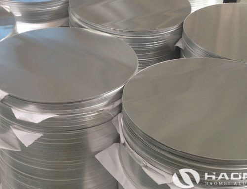 Aluminium circle for mfg pot supplier