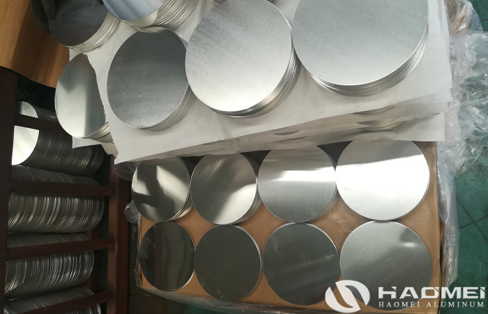 aluminum circle for kettle supplier