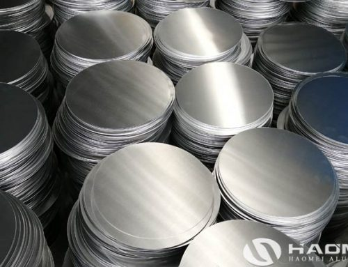 Aluminum sheet circle for cookware pot