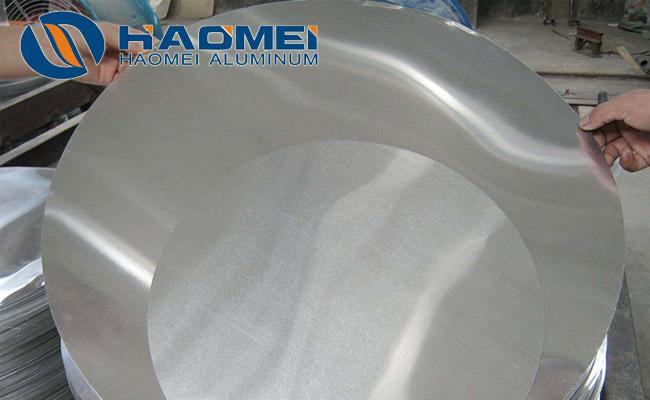 3003H14 aluminum circles