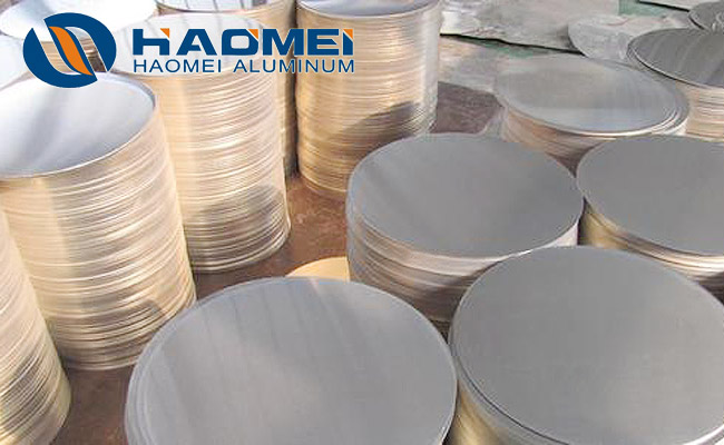 aluminium circle 1050 o for cooking utensils
