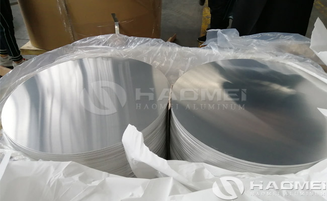 3003 aluminum circle for cookware