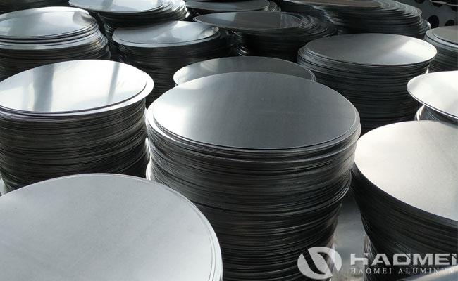 aluminum circle price per tone