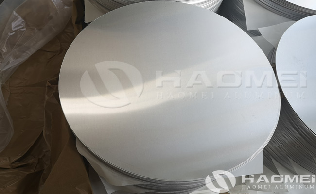 china utensils aluminium circle