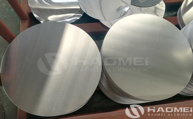aluminium circle for mfg pot