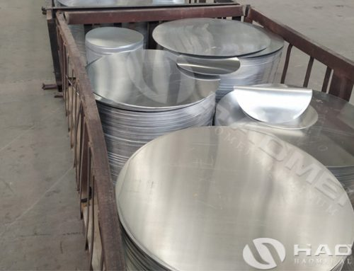 High quality aluminium circle from china