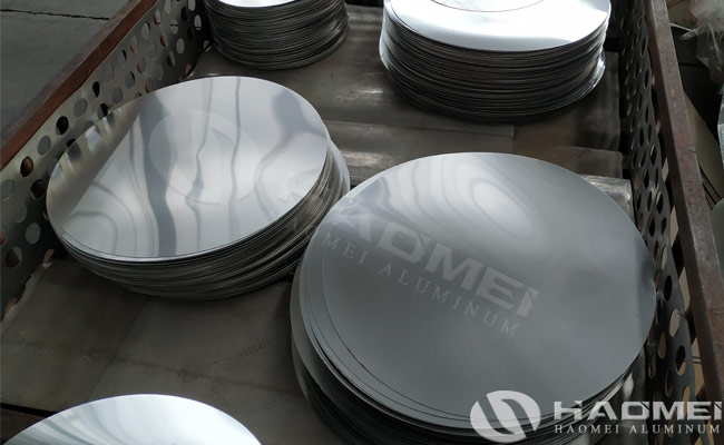 supplier of aluminium circles