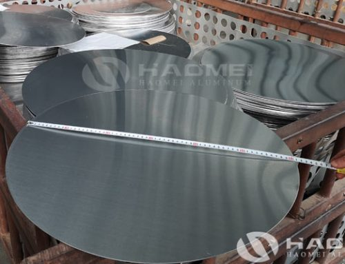 Aluminium circle for making pot price