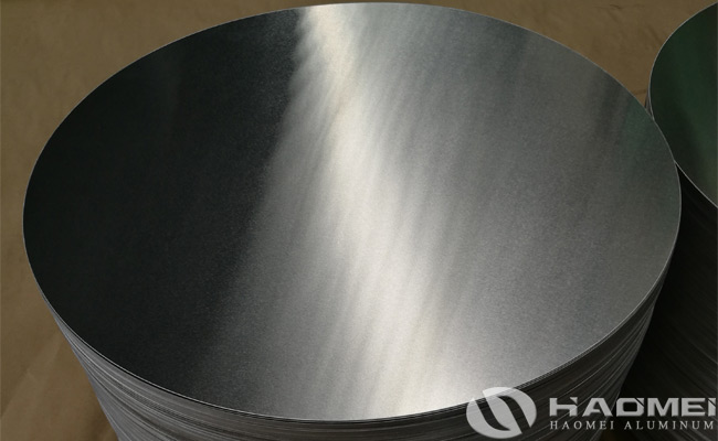 aluminium circles used for cookware