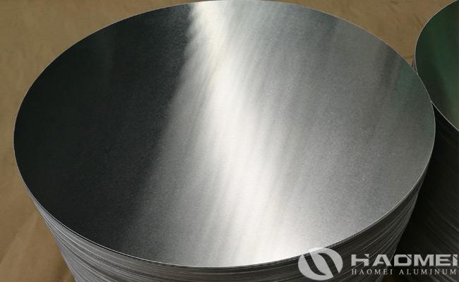 1050 aluminum circle cc dc