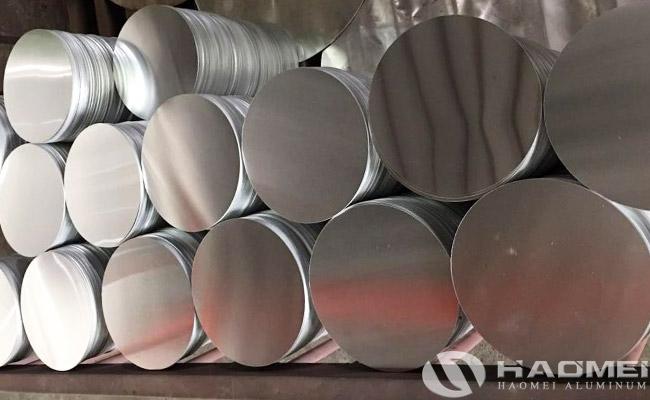 round aluminium blanks discs