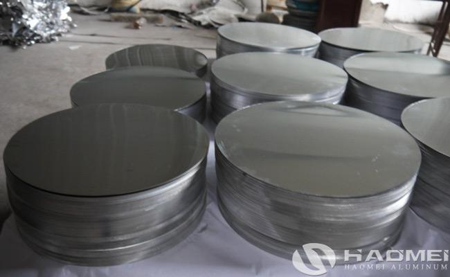aluminium circle sheet a3003