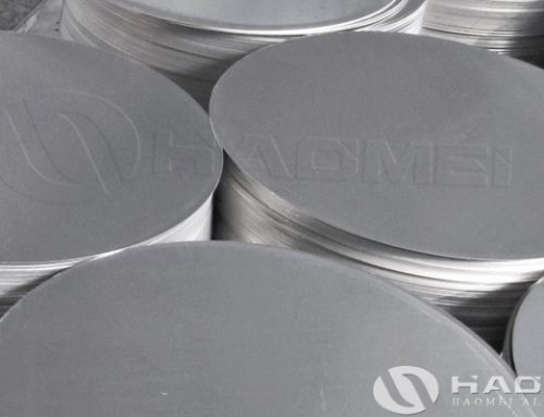 Aluminium discs anodized