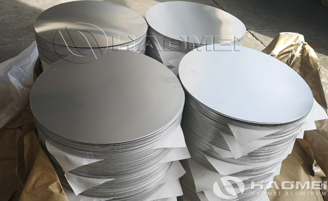aluminum circle mill finish