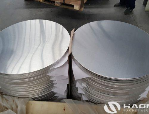 Flat Aluminium Discs