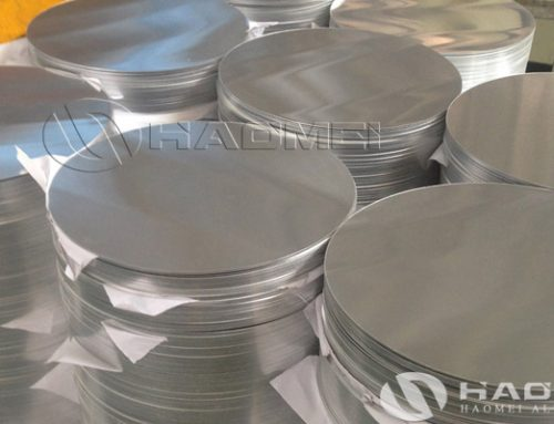 Algeria Aluminium Disc Supplier