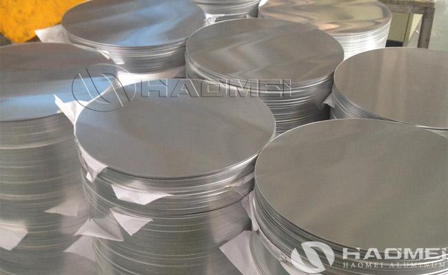 algeria aluminium disc