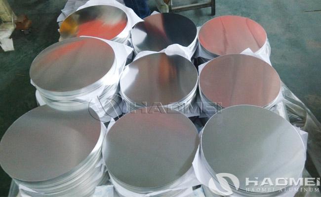 aluminum discs for spinning