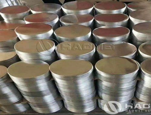 1100 O Aluminum Circles