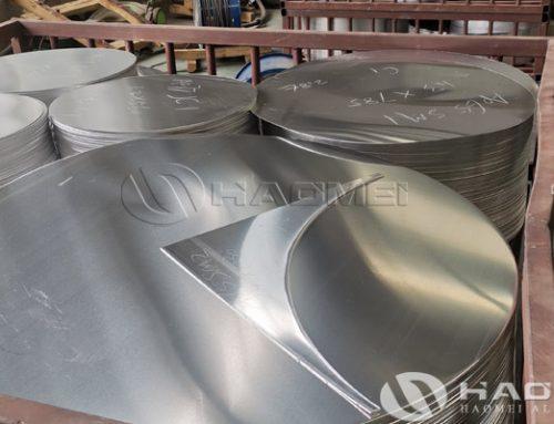 Aluminum Circle 3003 O For Cookware