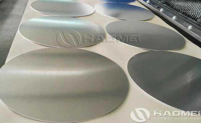 aluminium disc material in china
