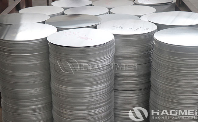 aluminum wafer for kitchenware