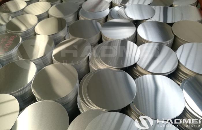 circle aluminium plate diameter 200mm