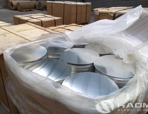 Alloy Aluminium Circle