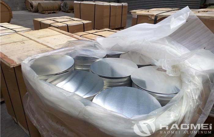 aluminum disc for spinning