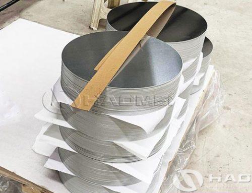 Aluminium Blank Discs For Traffic Sign